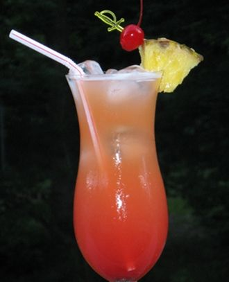 Southern Breeze 2 Oz Southern Comfort 1 Oz Pineapple Rum 2 Oz