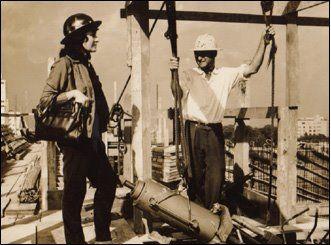 Lina Bo Bardi na construção do MASP