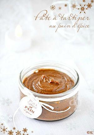 pâte à tartiner au pain d\u0027 epice   unefeedhivercanalblog - geschenke aus der küche weihnachten