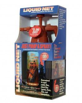 Liquid Fence 48 Oz Pressure Spray Ln Equine | Natural ...