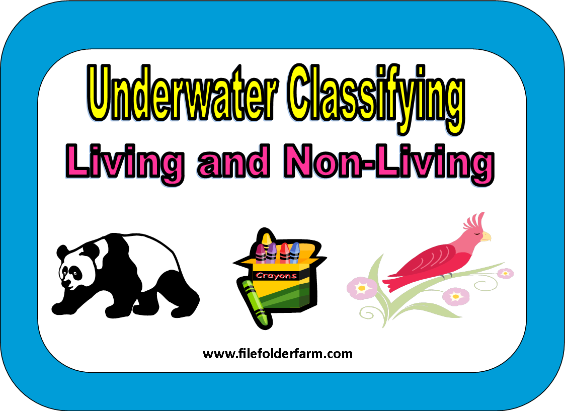File Folder Farm Underwater Classifying