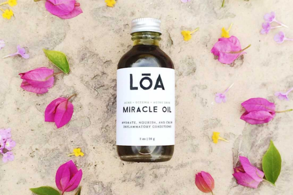 Lōa Miracle Oil for Inflamed Skin Biome Eco Stores