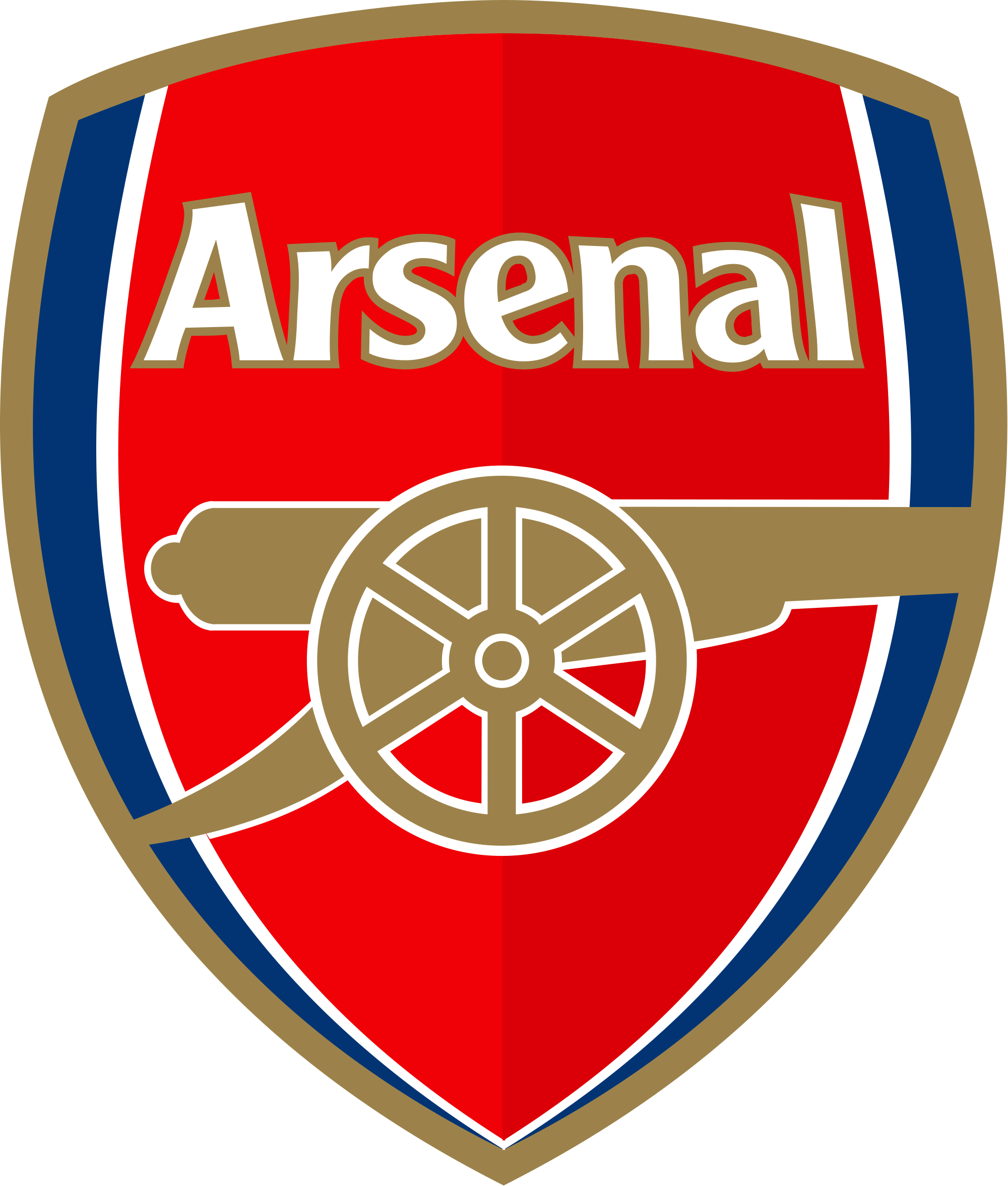 Arsenal Football Club Cake Or Cupcake Toppers Edibleicingsheets