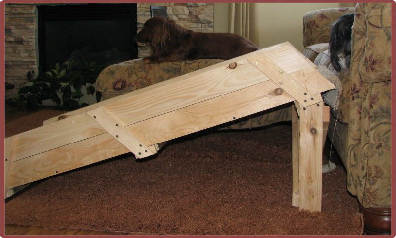 Dachshund Ramps All Sorts Of Different Ideas To Make Your Own