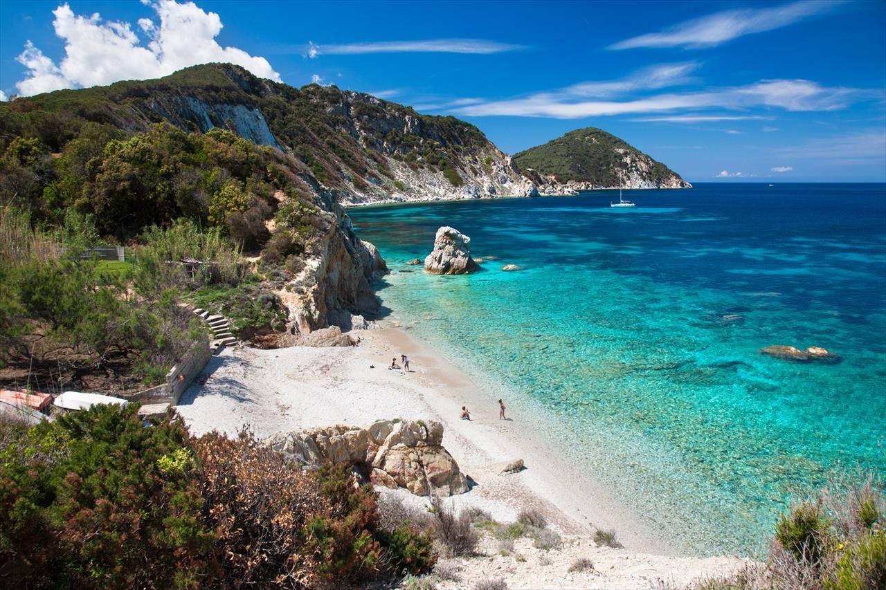 Camping La auf der Insel Elba, in der Gemeinde