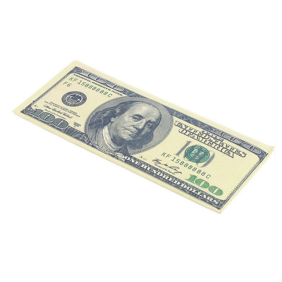 Chic Unisex Men S Women S Currency Notes Pattern Pound Dollar Euro