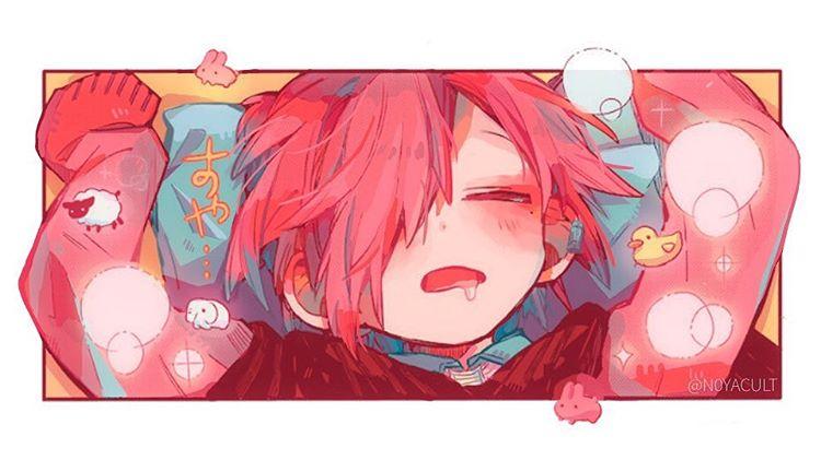 Not Spoiler Free No Instagram Sleeping Mitsuba Manga Panel Colored By Noyacult On Twitter Follow Me It In 2020 Yandere Manga Yandere Kawaii Anime
