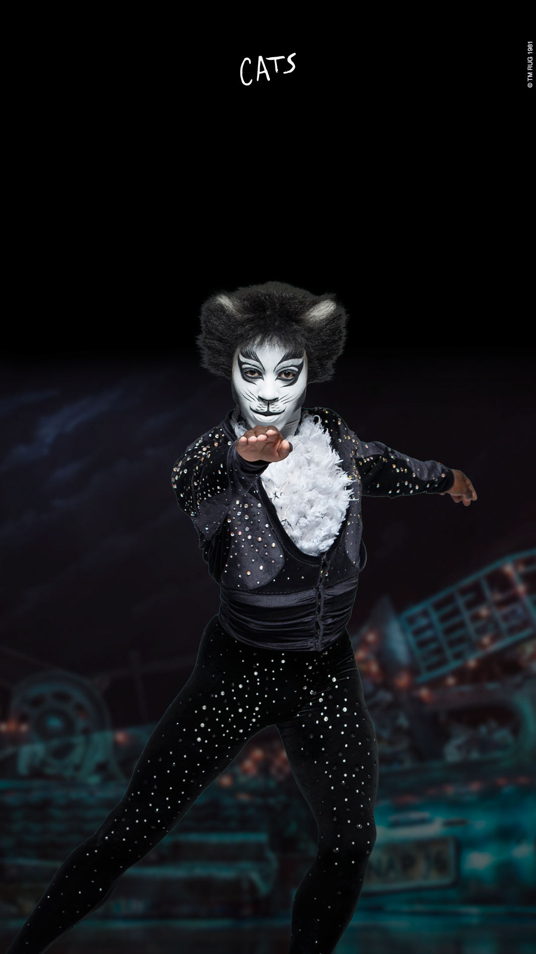 Iphone Wallpapers Cats The Musical Iphone Wallpaper Cat Musicals Cats The Musical Costume