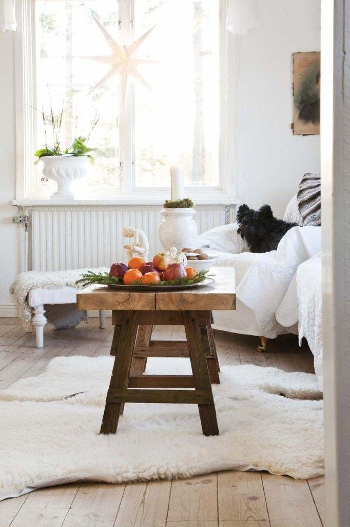 schwedisches winterm rchen deko wohnklamotte zimmer. Black Bedroom Furniture Sets. Home Design Ideas