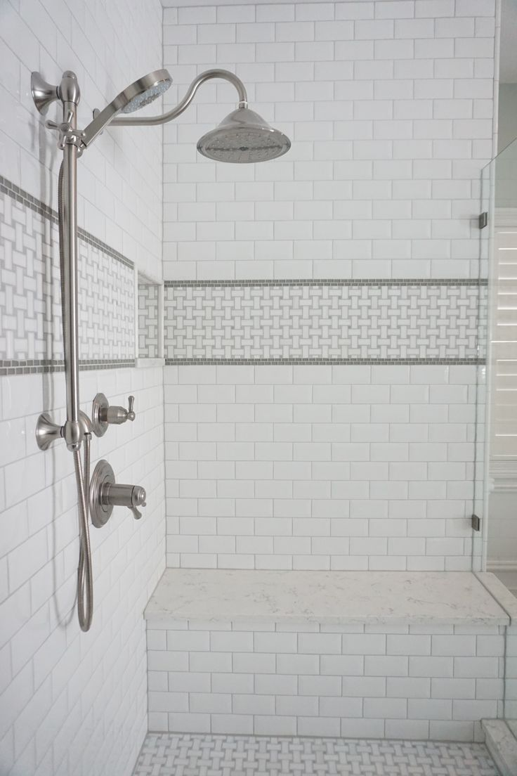 SHOWER HARDWARE ACCENT TILE BASKETWEAVE - Google Search | MONROVIA ...