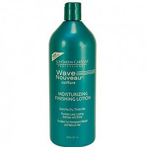 Soft Sheen Carson Wave Nouveau Moisturizing Finishing Lotion 33 8 Oz