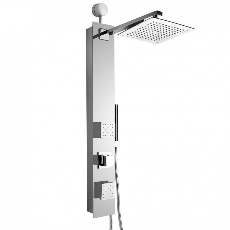 Akdy Sp0061 35 In 2 Jet Easy Connect Shower Panel