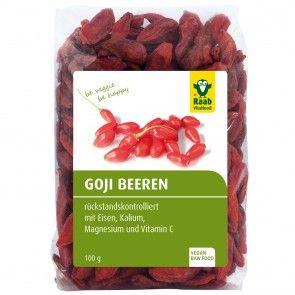 Goji Beeren, 100g