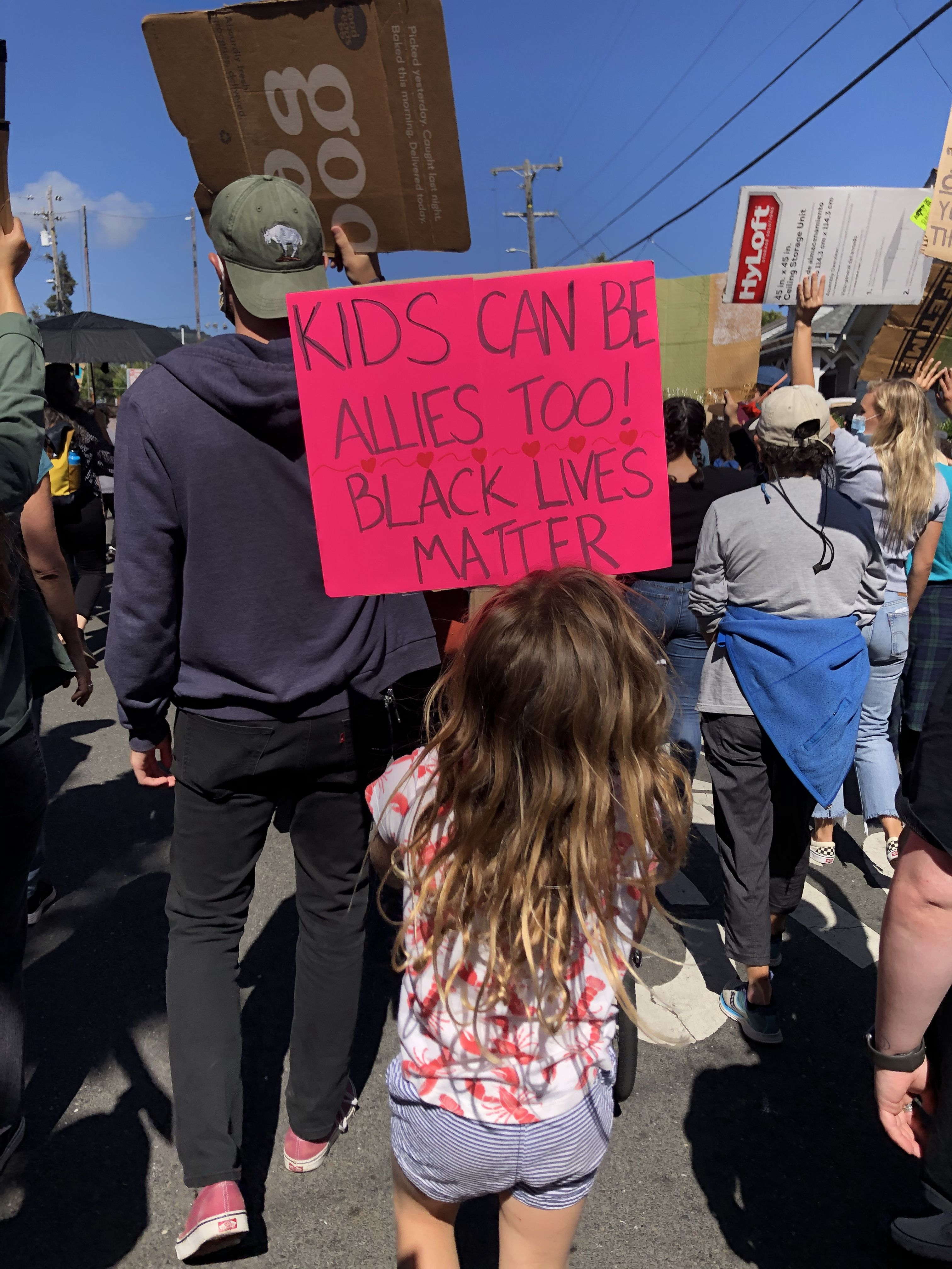 Kids Can Be Allies Too In 2020 Black Lives Matter Black Lives Matter Protest Black Lives