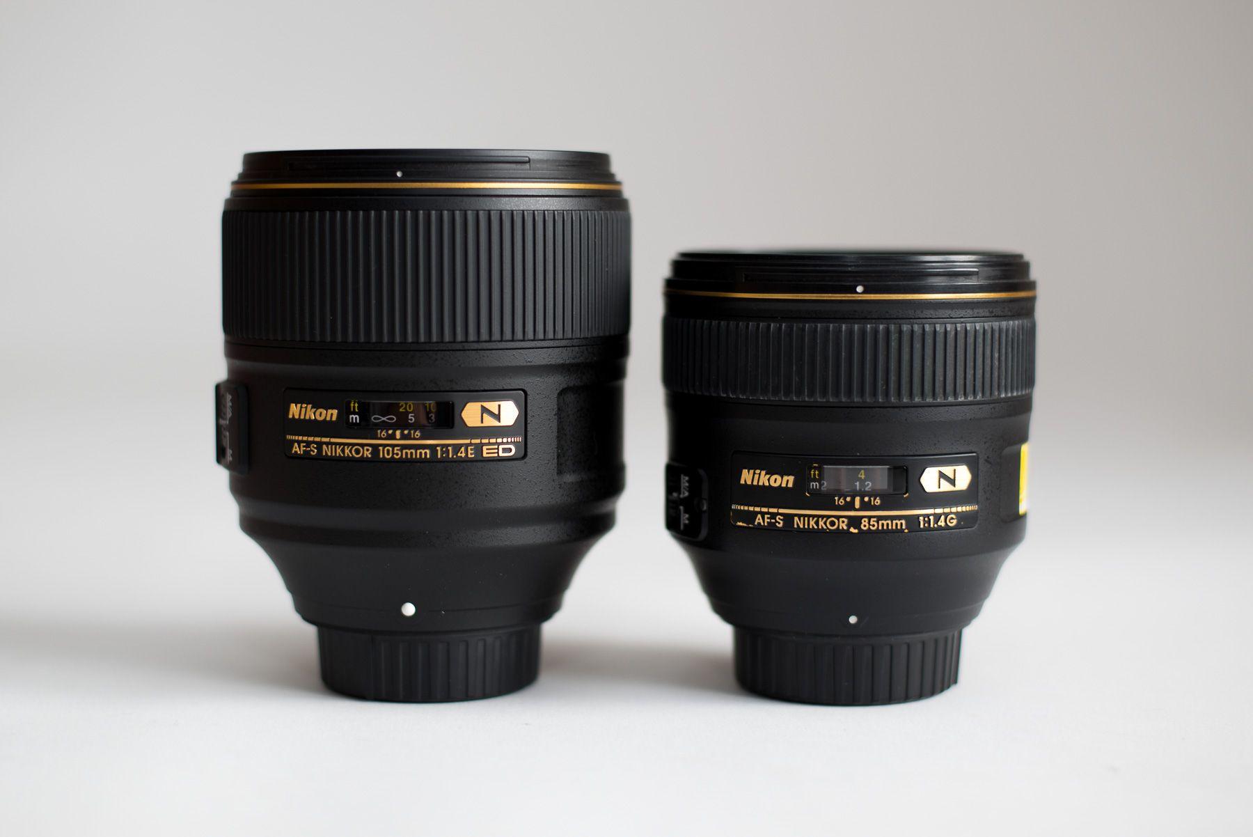 Nikon Af S Nikkor 105mm F 1 4e Ed Review And Comparison With The Nikkor 85mm F 1 4g Lens Nikon Rumors Camera Nikon Nikon Nikon Lenses