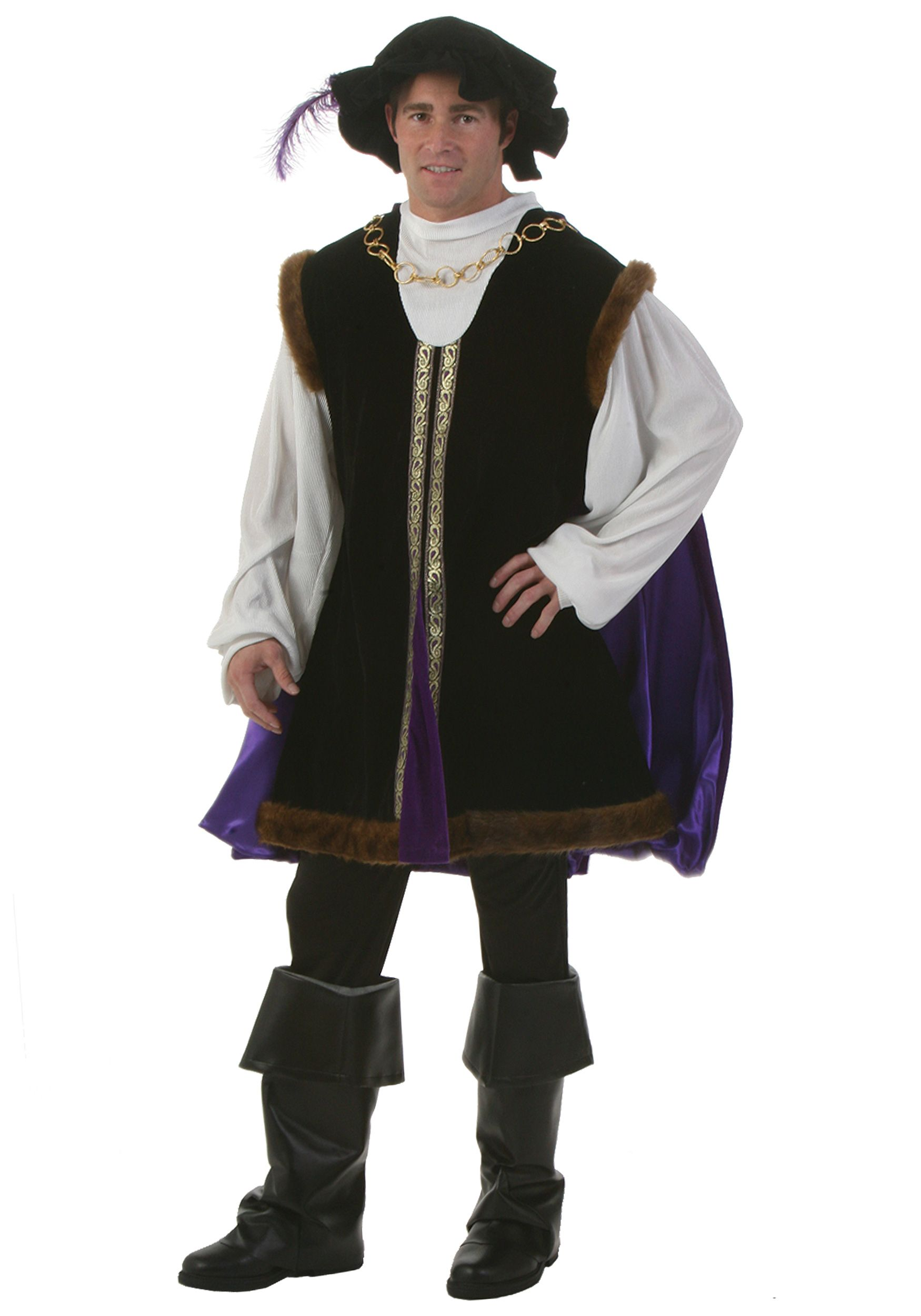 Noble Renaissance Man Costume | all souls day | Pinterest ...
