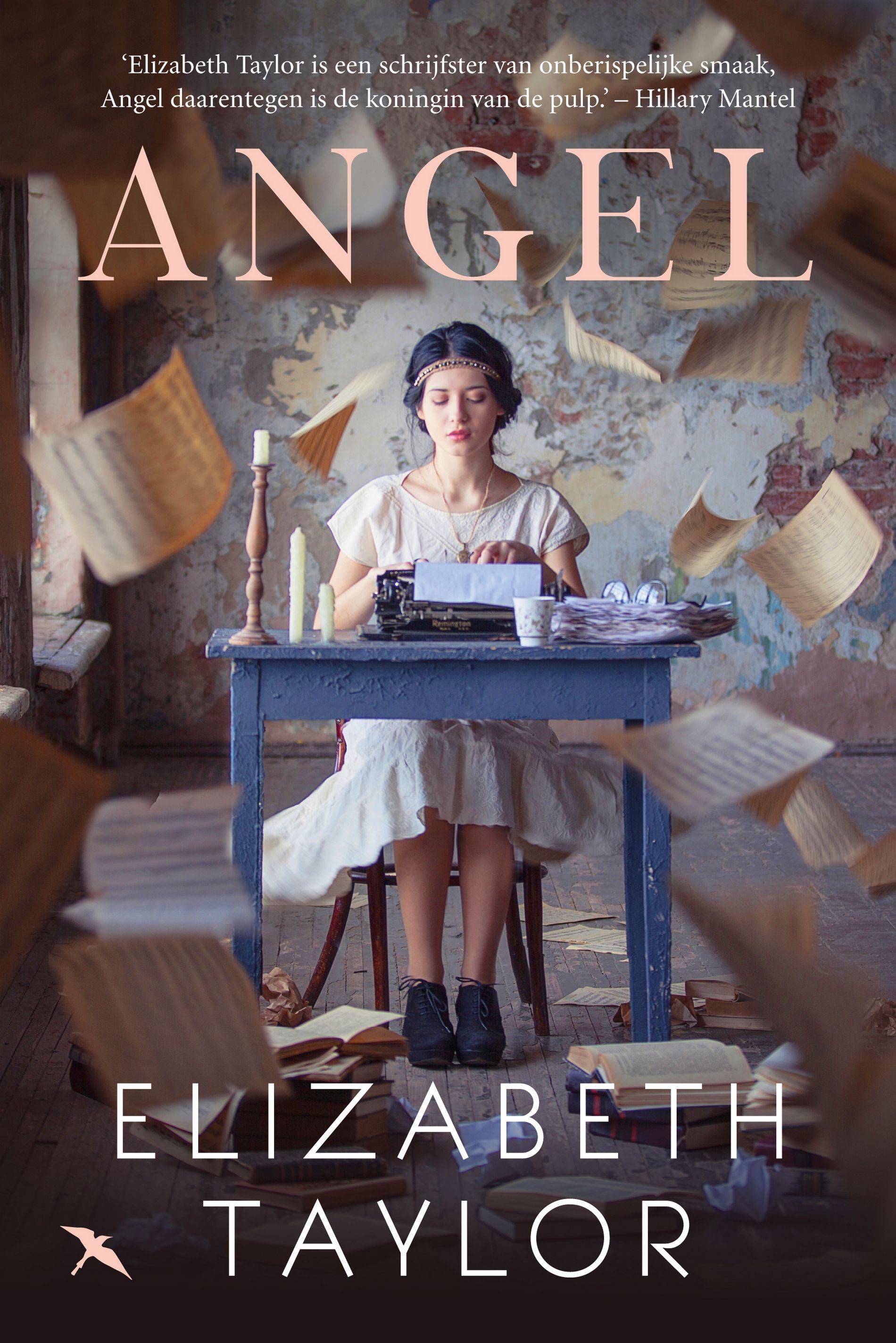 De excentrieke Angel in het gelijknamige boek van Elizabeth Taylor besluit dat ze schrijfster wil worden, met alle gevolgen van dien.