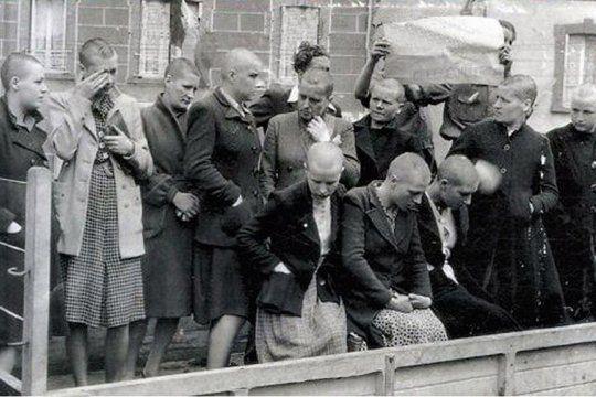 Si bien el partido Nazi fue responsable de atrocidades e injusticias contra la humanidad, estas mujeres no tuvieron la culpa de nada, ya que fueron obligadas a adoptar una ideología sin derecho a elegir, y sin ningún tipo de acceso a información. Fue un grupo que pagó injustamente los crímenes de un grupo político.