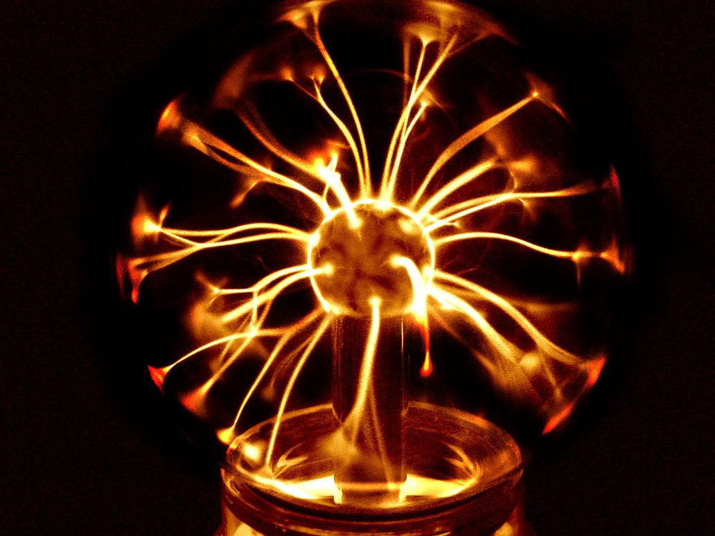 The Electric Fire Ball By Uani On Deviantart Electric Fires Light My Fire Electricity