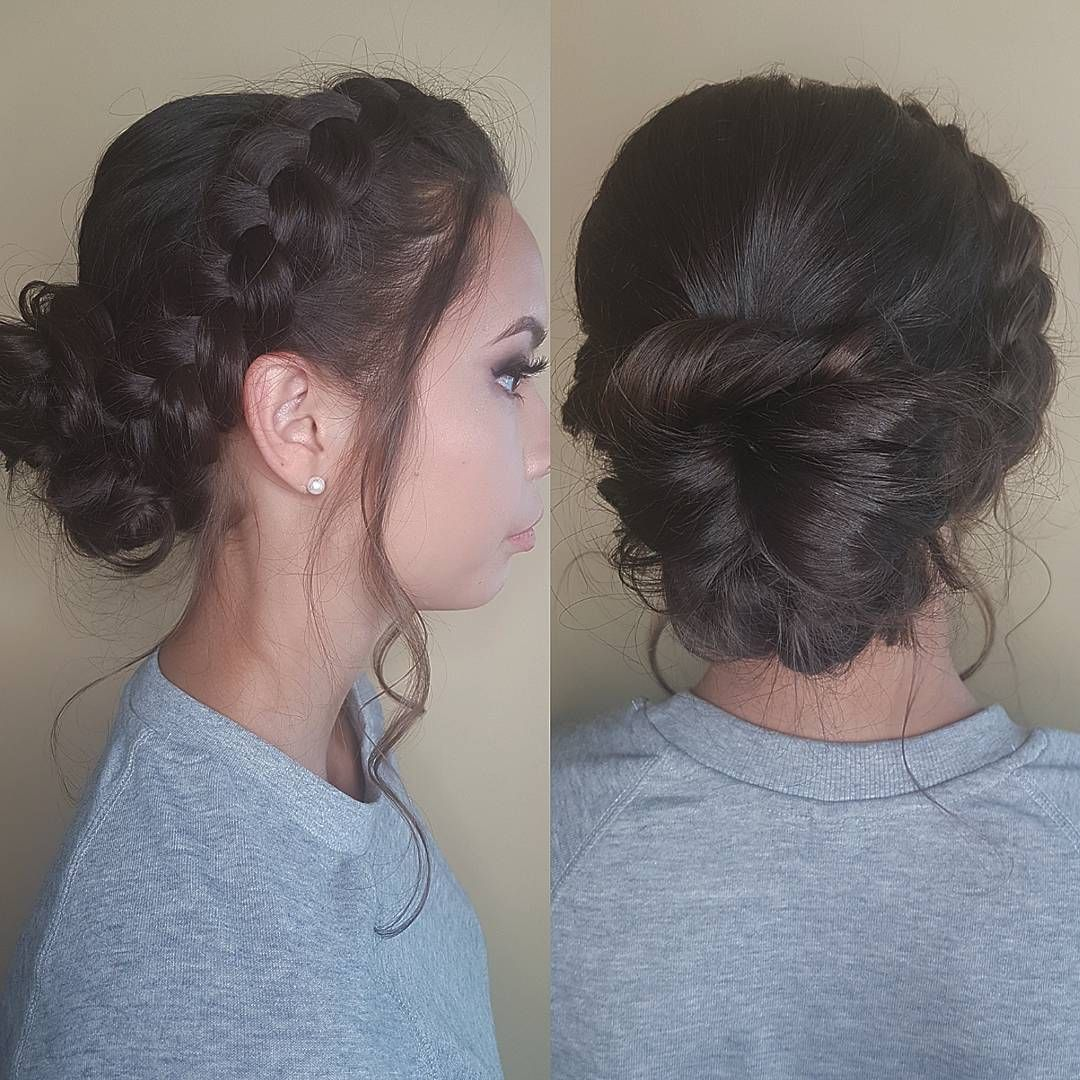 Black Hairstyles For Prom Hairstyles Pictures Hair Hairstyle Hairstyles Hairstyl Black Prom Hairstyles Black Hair Updo Hairstyles Prom Hair Accessories