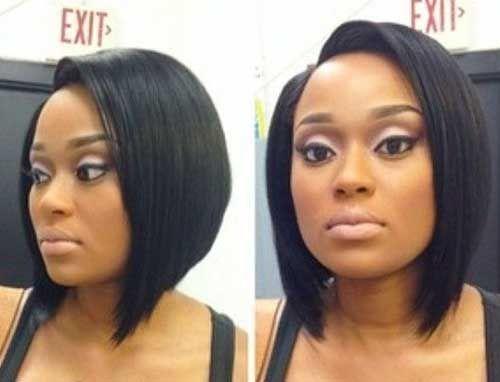 20 cortes de pelo corto para las mujeres negras Cortes de pelo