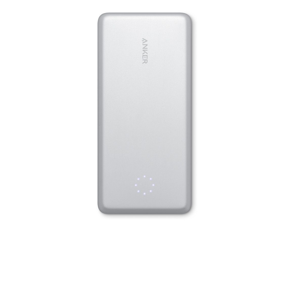 Anker Powercore 10000 Pro Portable Charger Silver Portable