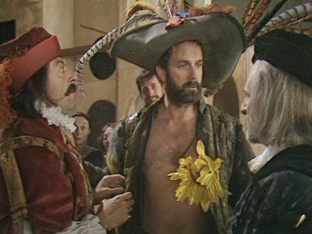 John Cleese As Petruchio In Jonathan Millers Taming Of The Shrew