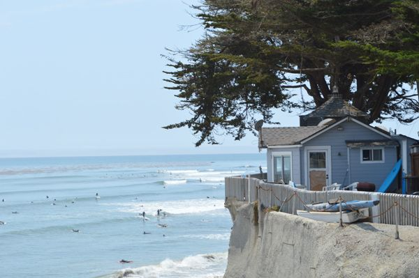 santa cruz, surf, california