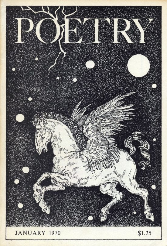 Poetry Magazine Covers From The 1970sThe Cover Designs For Have Evolved Greatly Since Harriet Monroe Began Publishing In 1912