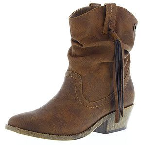 Notorius Ankle Boots - Light Brown