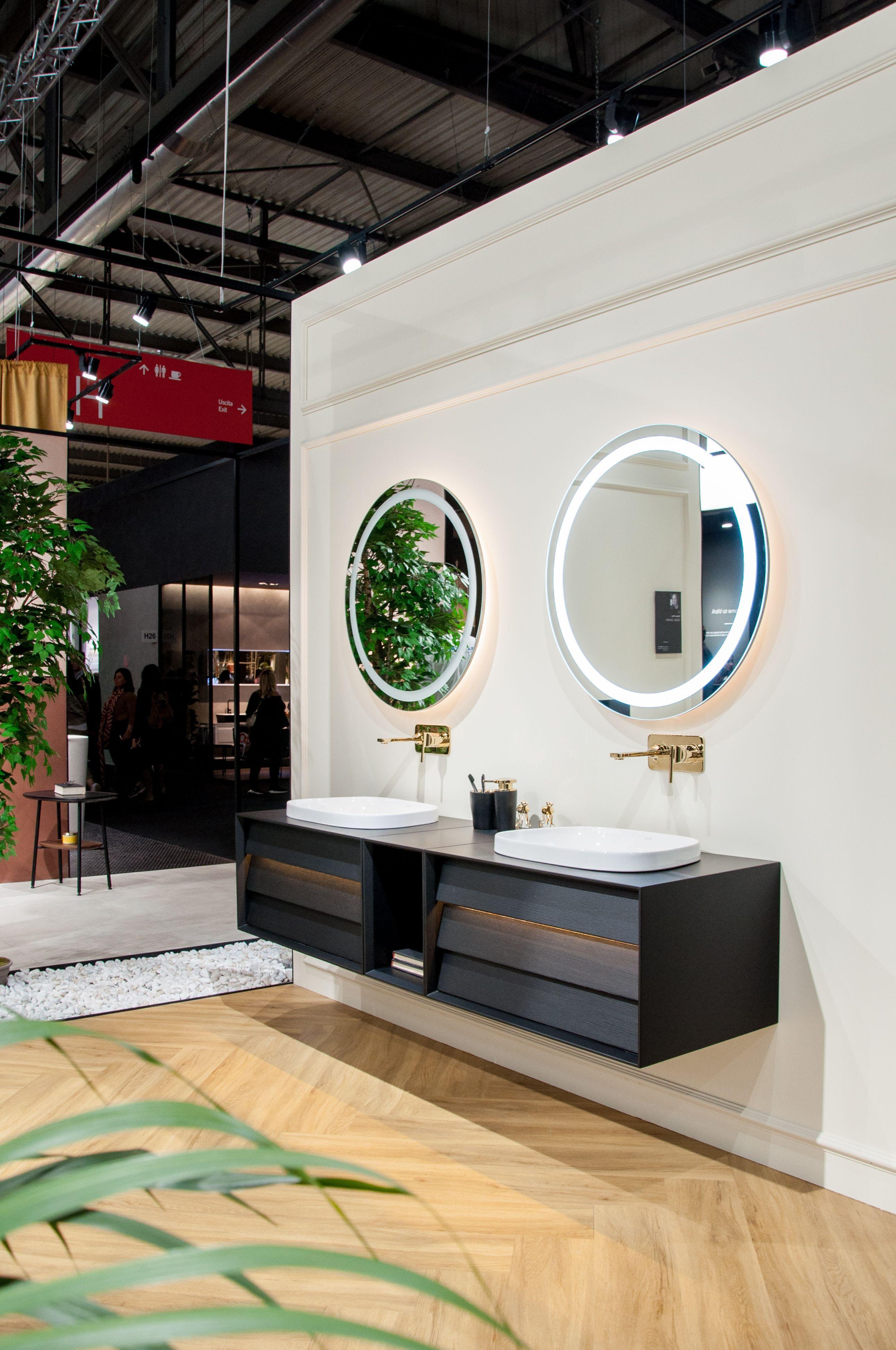 Get To Know All About Salone Del Mobile And The Year Of Leonardo Da Vinci On Mydesignagenda Com Vitra Bathrooms Vitra Showroom Design