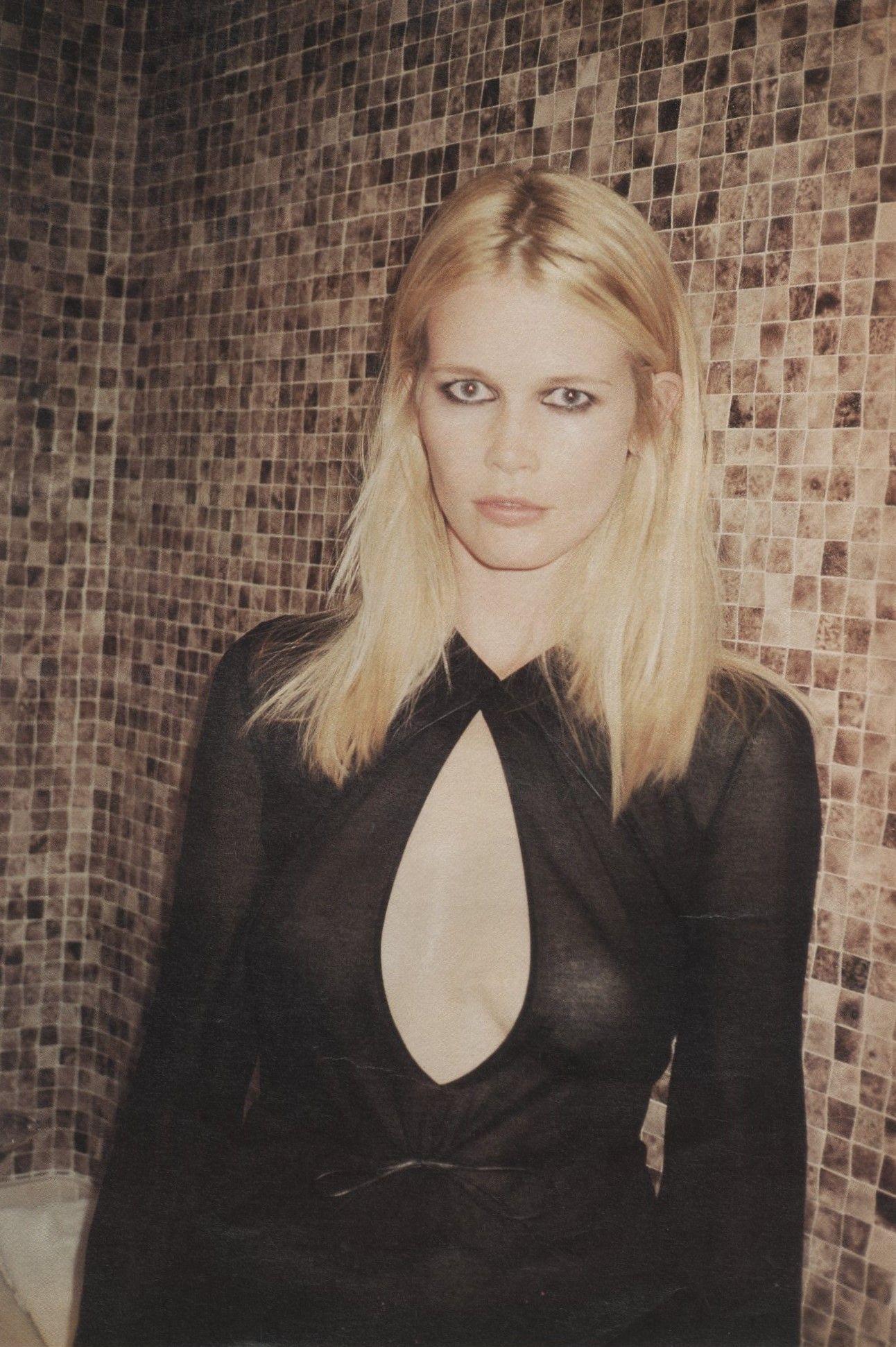 Claudia Schiffer GER 1997