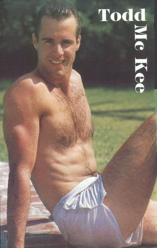 Todd McKee   Shirtless, Hotties, Swimwear