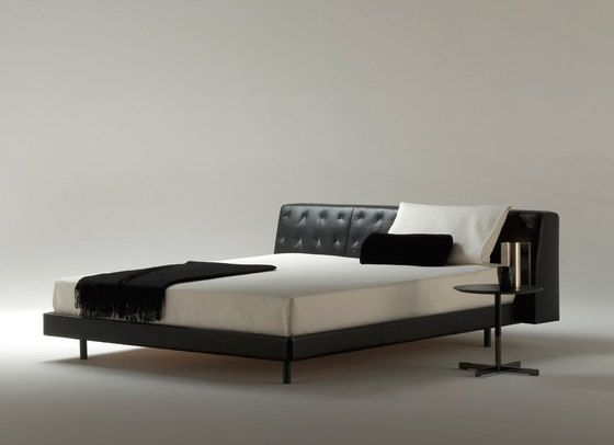 Jackie bed Poltrona Frau - got to have something to match the couch ...