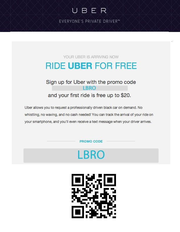 How to Ride Uber for FREE! 1  Download the free Uber app on
