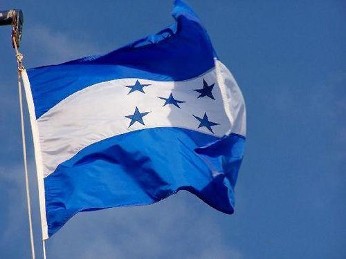 National Flag Of Honduras Honduras Flag Honduras Travel Flag