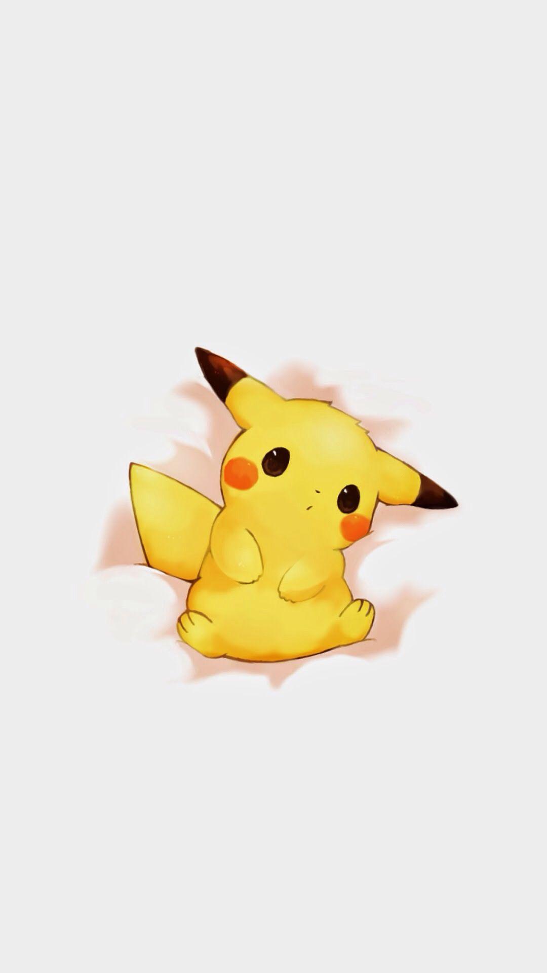 Pikachu Pokemon Pikachu Wallpaper Iphone Cute Cartoon Wallpapers Cute Pikachu