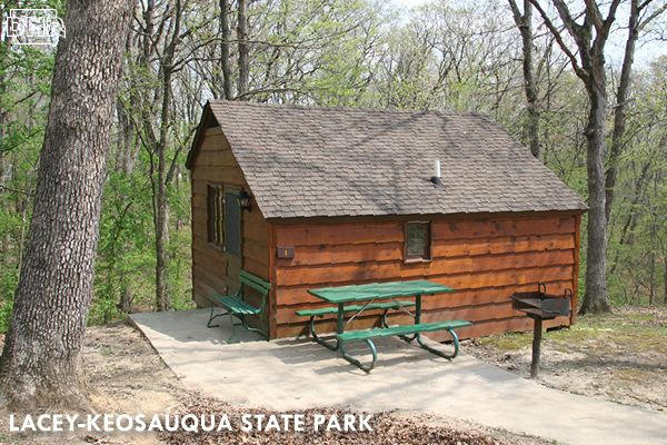 Quick Weekend Cabin Getaways Available Iowa Cabins In 2019
