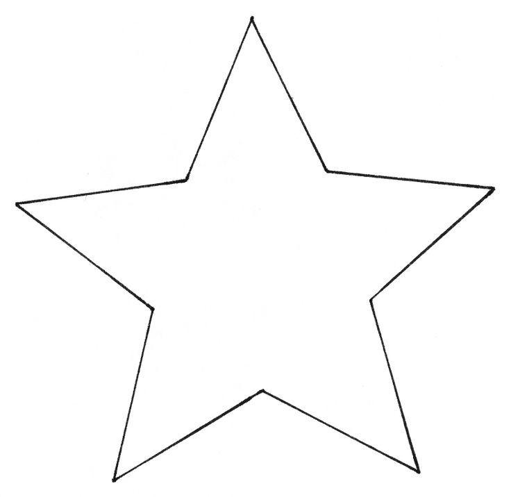 stern vorlage  sterne zum ausdrucken malvorlage stern