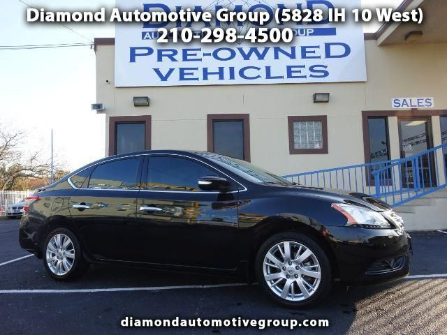 Pre Owned 2014 Nissan Sentra Sl Nissan Sentra Automotive Group