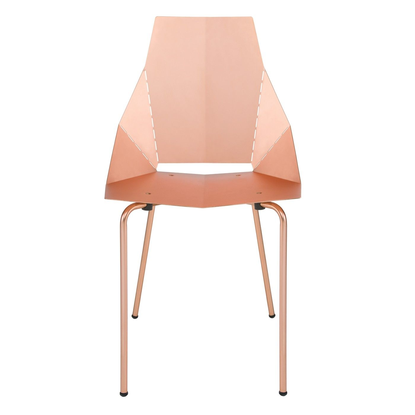 Copper Real Good Chair from bludot