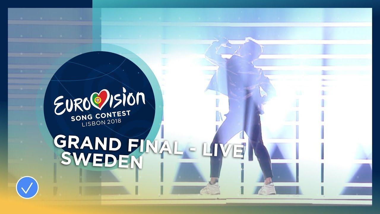 Benjamin Ingrosso Dance You Off Sweden Live Grand Final Eurovi Eurovision Song Contest Benjamin Ingrosso Eurovision