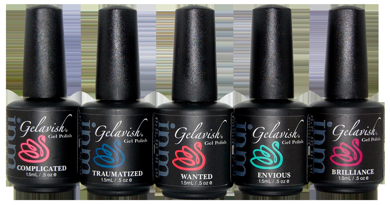 Gelavish Gel Polish- A must HAVE! #inm #inmnails #gel #gelpolish ...