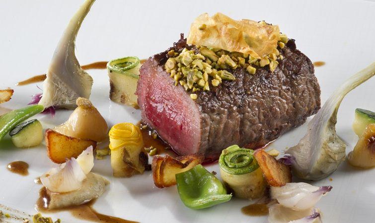 Waldorf Astoria Jerusalem, Israel - Rib Eye Steak