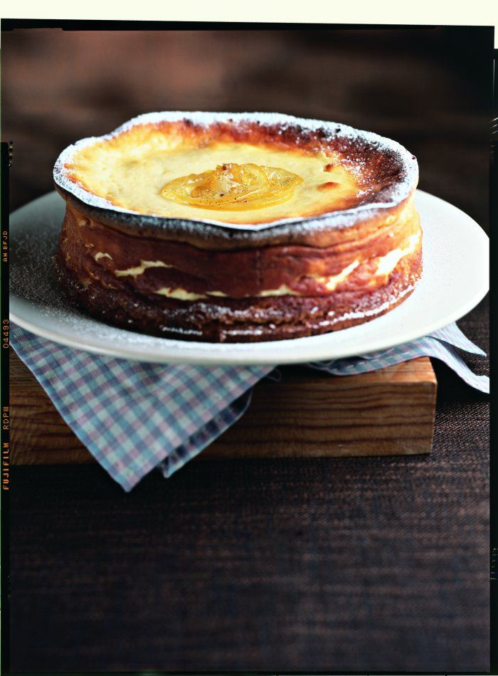 Cheesecake New-Yorkais au fromage frais | Alimentation ...
