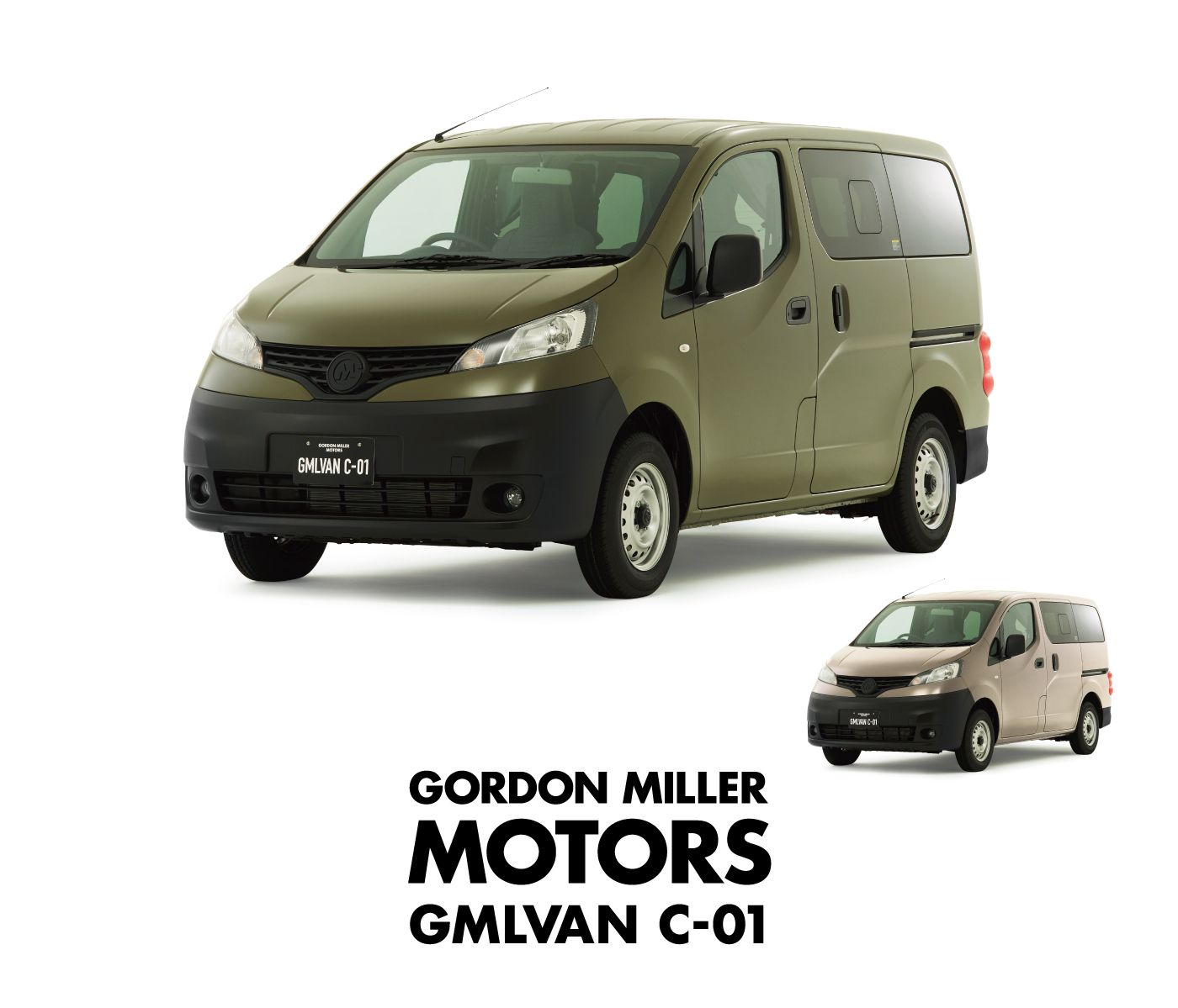 Motors Gordon Miller ゴードン ミラー 公式サイト カスタムバン バン 車 キャンピングバン
