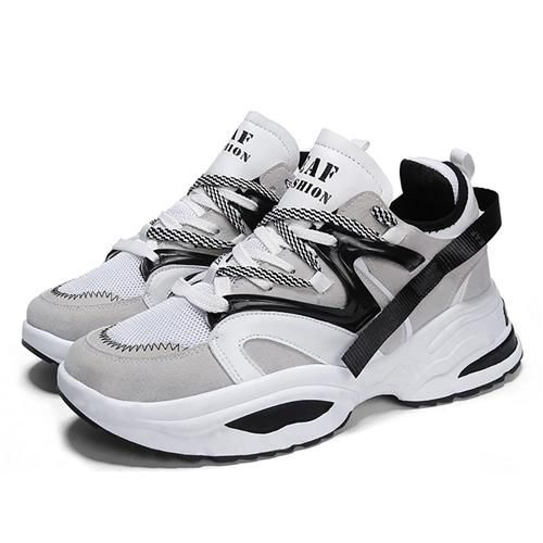 newest collection 8e7cb 1acb9 Men s Chunky Sneakers Comfortable Fashion Athletic Shoes - Gray
