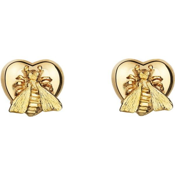 98ef685ba84 Gucci Le marché des merveille 18ct gold earrings (32 765 UAH) ❤ liked on