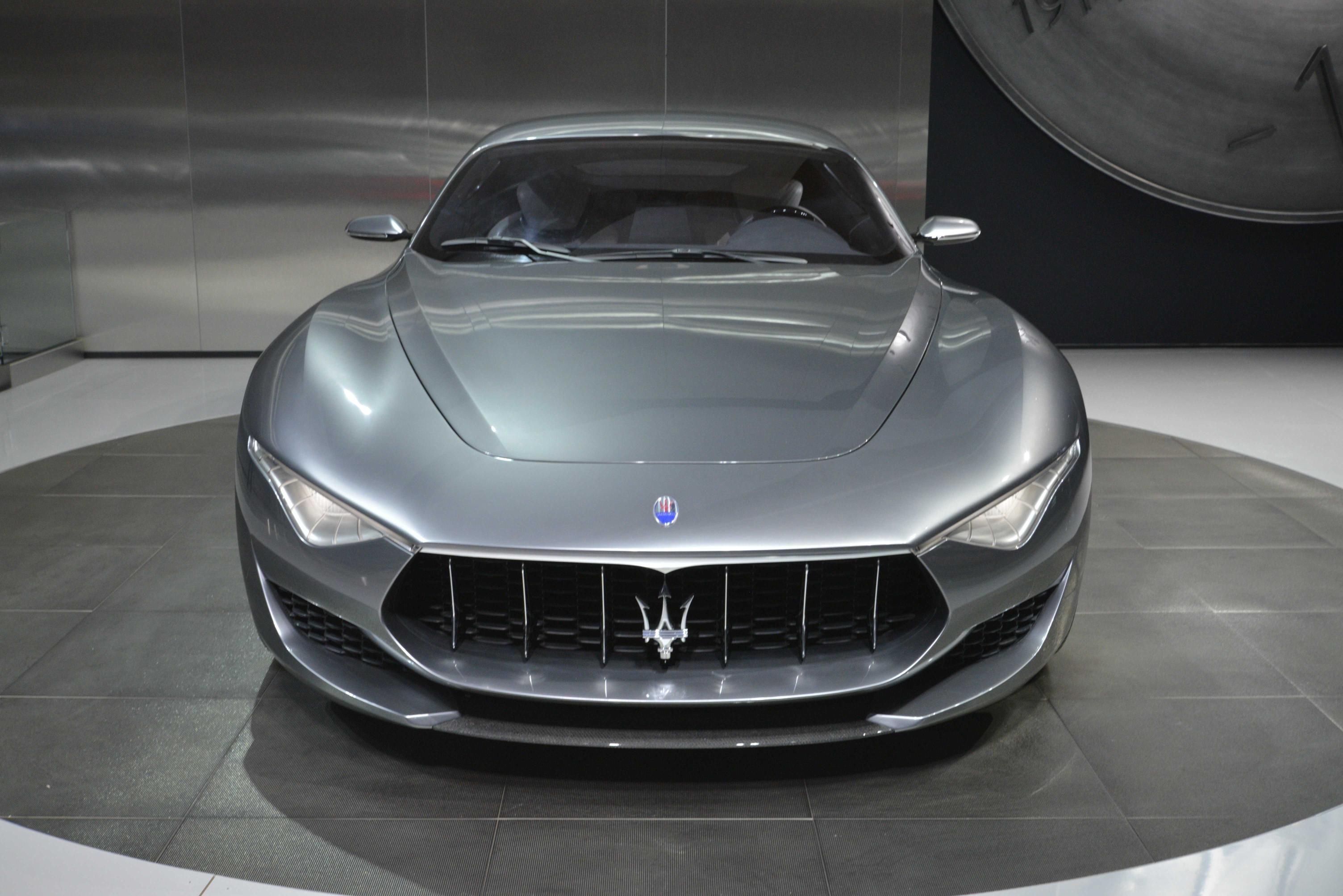 2017 Maserati Alfieri Rumors and Release Date