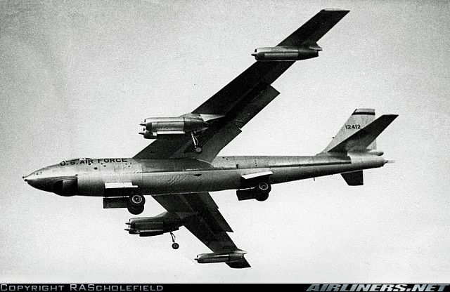 Boeing B-47 stratojet was a revolutionary aircraft by its